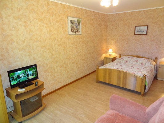 1-комнатная квартира посуточно в Кировограде. Ленинский район, ул. Арсения Тарковского, 3. Фото 1