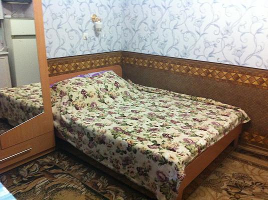 1-комнатная квартира посуточно в Симферополе. Центральный район, ул. Пушкина, 24. Фото 1