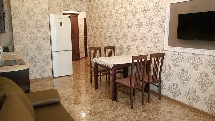 2-комнатная квартира посуточно в Одессе. Приморский район, б-р Французский, 60Б. Фото 1