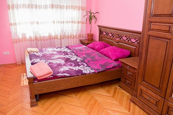 2-комнатная квартира посуточно в Ужгороде. ул. Юлии Жемайте, 16. Фото 1