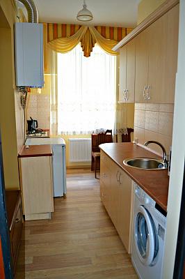 1-комнатная квартира посуточно в Львове. ул. Яна Жижки, 9. Фото 1