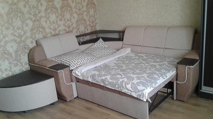 1-комнатная квартира посуточно в Ужгороде. ул. О. Хиры, 21. Фото 1