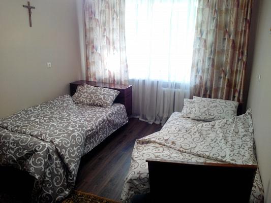 1-комнатная квартира посуточно в Львове. Железнодорожный район, ул. Выгоды, 54. Фото 1