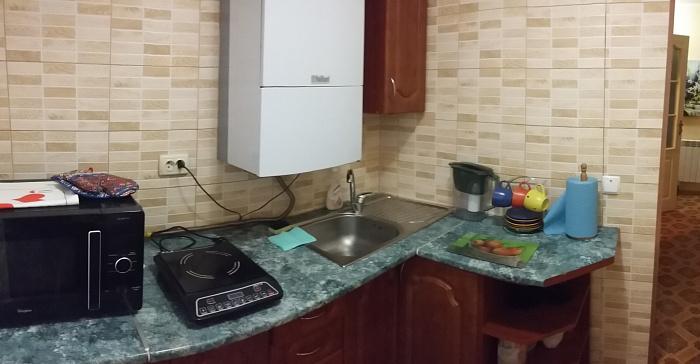 1-комнатная квартира посуточно в Виннице. Ленинский район, ул. Ивана Шиповича, 1. Фото 1