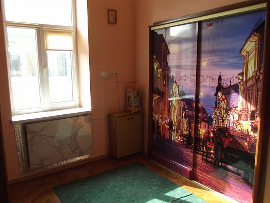 1-комнатная квартира посуточно в Львове. Франковский район, ул. Городоцкая, 133. Фото 1