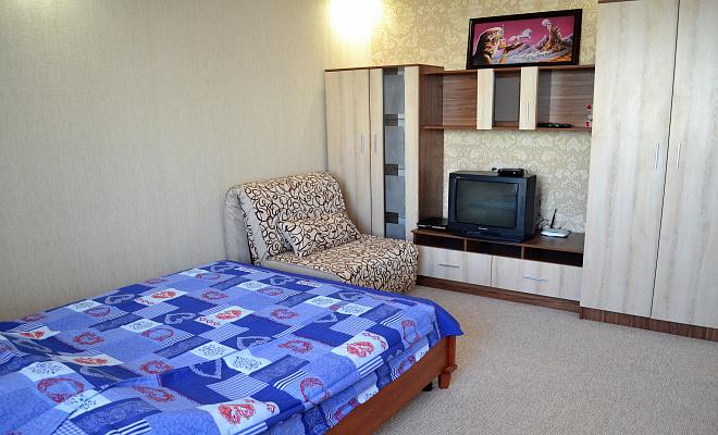 1-комнатная квартира посуточно в Николаеве. Центральный район, пр-т Центральный, 135. Фото 1