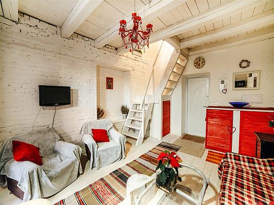 3-комнатная квартира посуточно в Львове. Лычаковский район, ул. Пекарская, 11. Фото 1