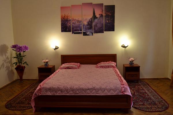 1-комнатная квартира посуточно в Львове. Галицкий район, ул. Замкненная, 13. Фото 1