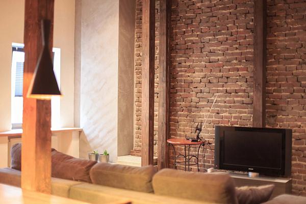 2-комнатная квартира посуточно в Львове. Шевченковский район, ул. Водная, 4. Фото 1