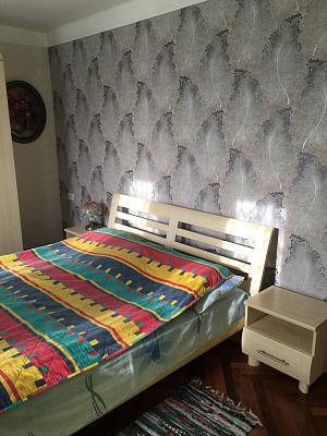 2-комнатная квартира посуточно в Киеве. Днепровский район, Русановская набережная, 24/51. Фото 1