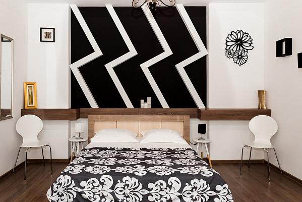 4-комнатная квартира посуточно в Львове. Лычаковский район, ул. Владимира Винниченко, 4. Фото 1