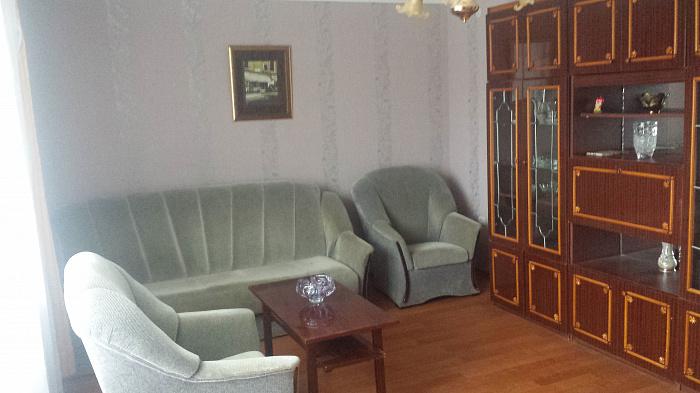 1-комнатная квартира посуточно в Феодосии. Симферопольское шоссе, 24г. Фото 1