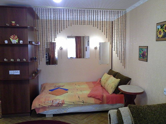 1-комнатная квартира посуточно в Херсоне. Суворовский район, ул. Ушакова, 46. Фото 1