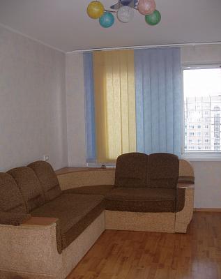 3-комнатная квартира посуточно в Керчи. ул. Кирова, 107. Фото 1