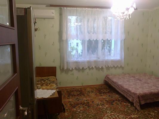 1-комнатная квартира посуточно в Сергеевке. ул. Школьная, 5. Фото 1
