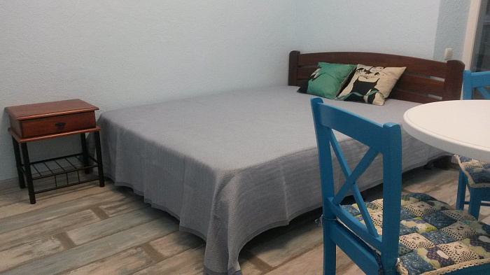 1-комнатная квартира посуточно в Одессе. Приморский район, ул. Базарная, 4. Фото 1