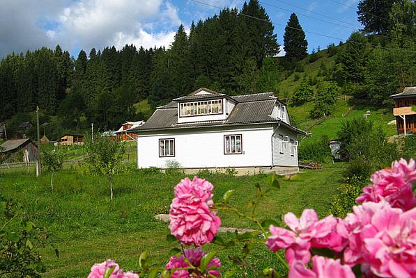 Дом  посуточно в Верховине. ул. Жабьевский Поток, 32. Фото 1