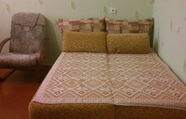 1-комнатная квартира посуточно в Севастополе. Гагаринский район, ул. Бориса Михайлова, 2. Фото 1