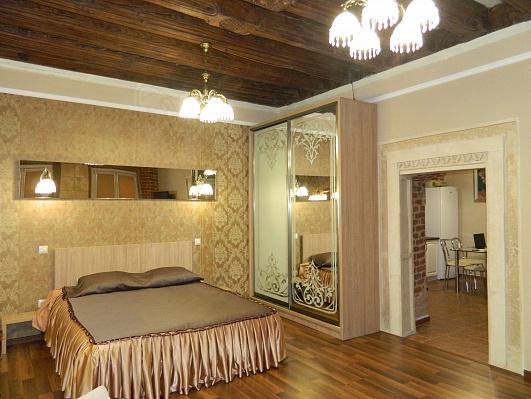 1-комнатная квартира посуточно в Львове. Галицкий район, ул. Руська, 4. Фото 1