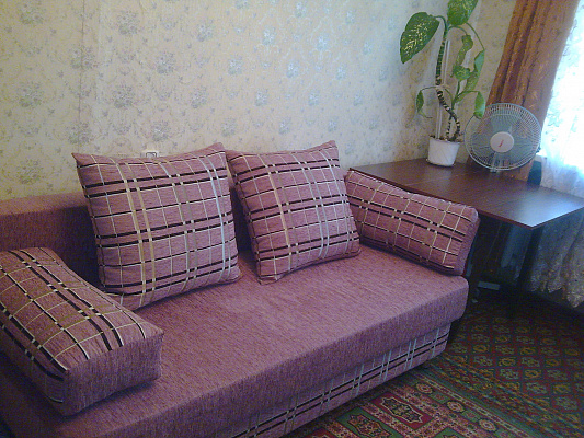 1-комнатная квартира посуточно в Одессе. Приморский район, ул. Тенистая, 7. Фото 1