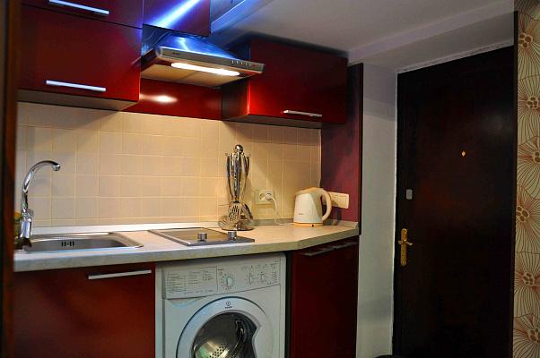 1-комнатная квартира посуточно в Одессе. Приморский район, ул. Большая Арнаутская, 57. Фото 1