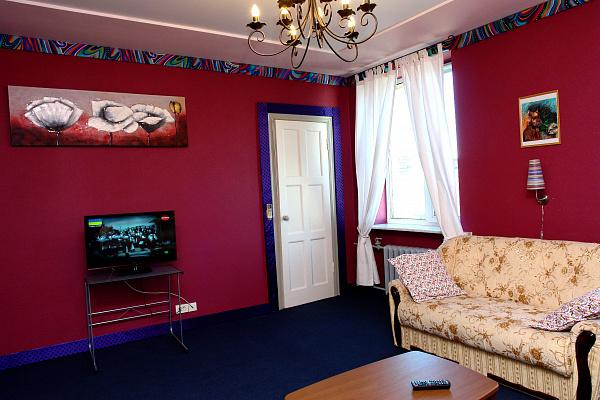 3-комнатная квартира посуточно в Одессе. Приморский район, Ришельевская, 73. Фото 1