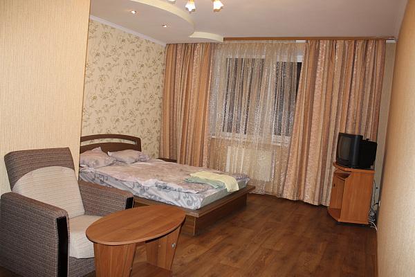 1-комнатная квартира посуточно в Виннице. Ленинский район, ул. Зодчих, 3. Фото 1