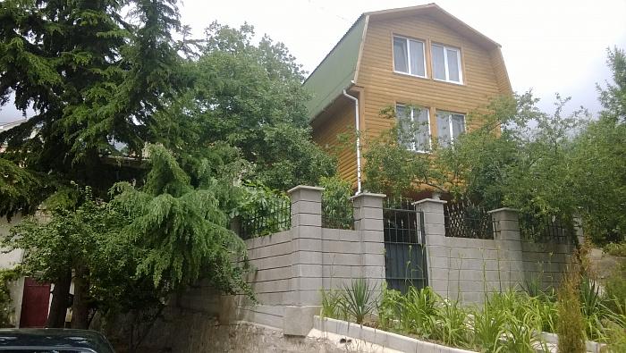 Дом  посуточно в Форосе. ул. Космонавтов, 7. Фото 1