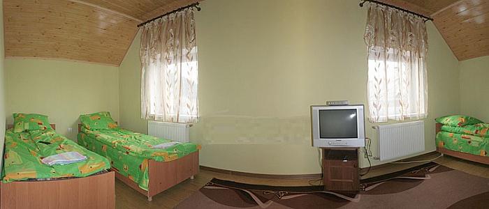 Дом  посуточно в Воловце. ул. Гагарина, 2. Фото 1