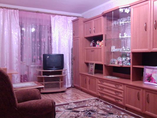 1-комнатная квартира посуточно в Симферополе. Киевский район, Москольцо. Фото 1
