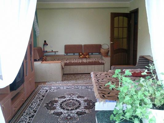 1-комнатная квартира посуточно в Партените. ул. Нагорная, 5. Фото 1