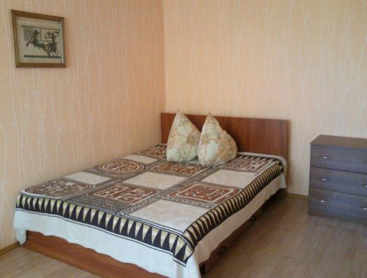 1-комнатная квартира посуточно в Симферополе. Железнодорожный район, ул. Семашко, 3. Фото 1