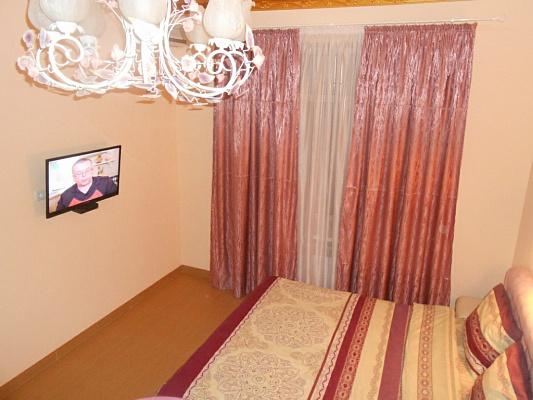 1-комнатная квартира посуточно в Днепропетровске. Кировский район, пр-т Дмитрия Яворницкого, 119. Фото 1