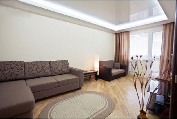 1-комнатная квартира посуточно в Харькове. Дзержинский район, Ляпунова, 9. Фото 1