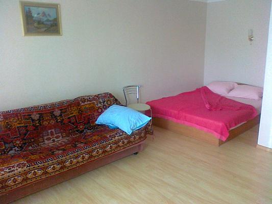 1-комнатная квартира посуточно в Бердянске. К-Маркса, 17. Фото 1