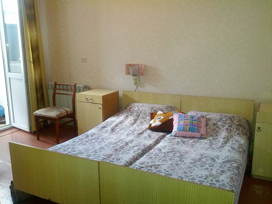 2-комнатная квартира посуточно в Приморске. ул. Морская, 66. Фото 1
