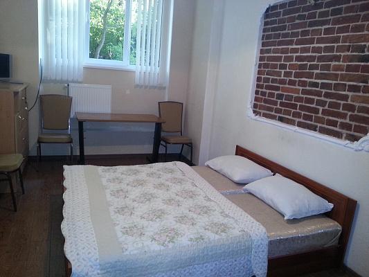 1-комнатная квартира посуточно в Львове. Галицкий район, ул. Кубийовича, 24. Фото 1