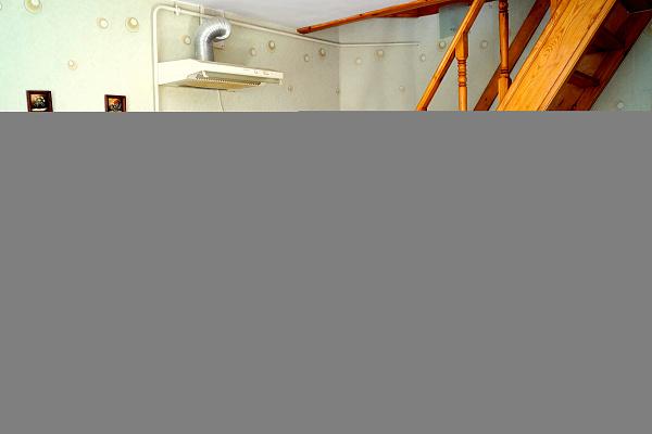 1-комнатная квартира посуточно в Алуште. Хромых , 21. Фото 1