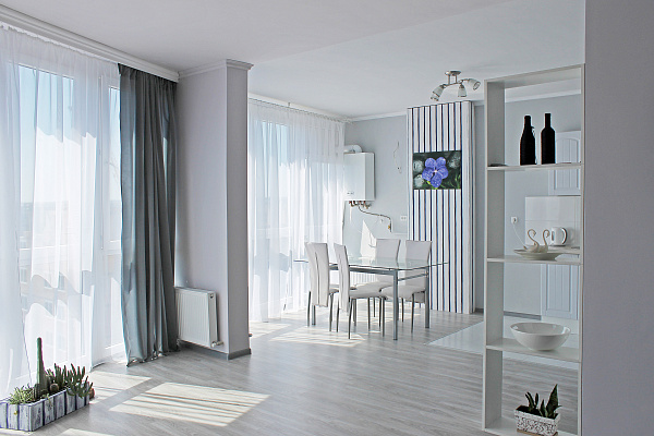 2-комнатная квартира посуточно в Каменце-Подольском. Пушкинская, 11. Фото 1