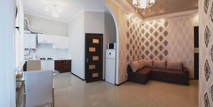 2-комнатная квартира посуточно в Николаеве. Центральный район, ул. Набережная, 1. Фото 1