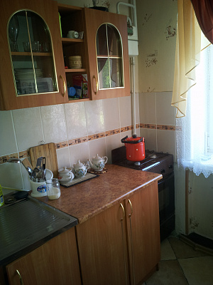 1-комнатная квартира посуточно в Феодосии. ул. Назукина, 2. Фото 1