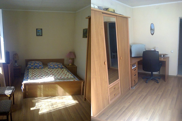 2-комнатная квартира посуточно в Евпатории. свт Уют, 108. Фото 1