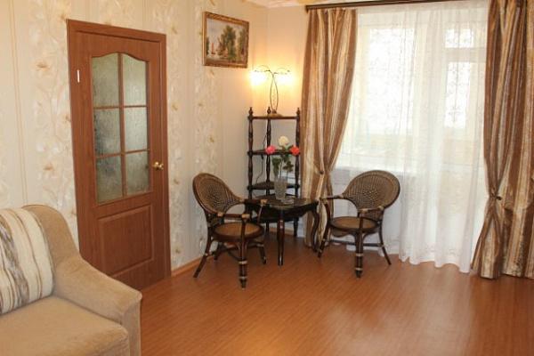 1-комнатная квартира посуточно в Одессе. Малиновский район, ул. Бреуса, 61/9. Фото 1