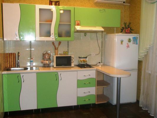 1-комнатная квартира посуточно в Керчи. ул. Петра Алексеева, 8. Фото 1