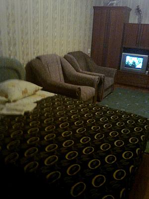 1-комнатная квартира посуточно в Киеве. Голосеевский район, Горького, 99. Фото 1