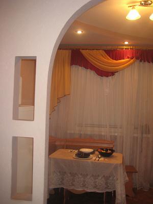 1-комнатная квартира посуточно в Харькове. Фрунзенский район, пр-т Московский, 248. Фото 1