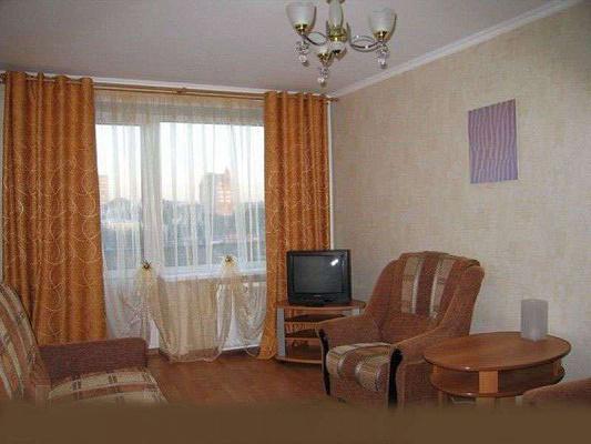 1-комнатная квартира посуточно в Житомире. Киевская, 102. Фото 1