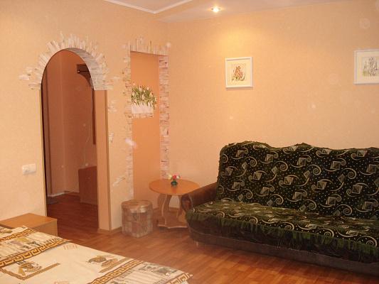 1-комнатная квартира посуточно в Сумах. Заречный район, ул. Интернационалистов, 4. Фото 1