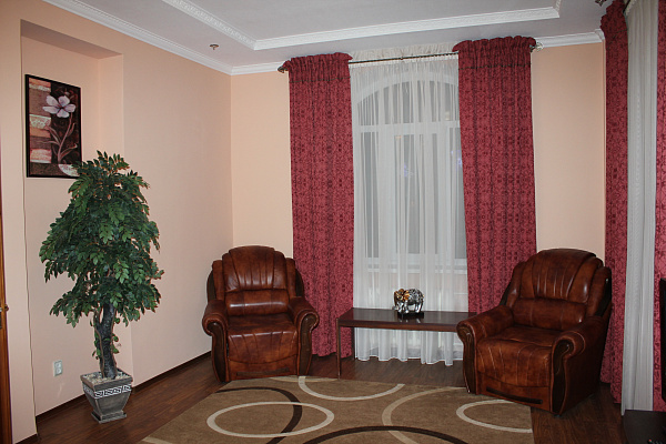 1-комнатная квартира посуточно в Виннице. Старогородский район, пр-т Коцюбинского, 37. Фото 1