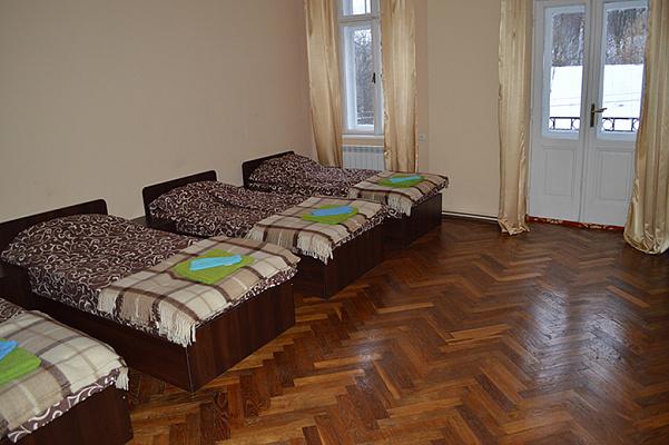 3-комнатная квартира посуточно в Львове. Галицкий район, Калича гора, 20. Фото 1